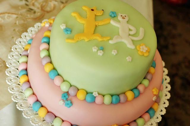 birthday cake for our princess