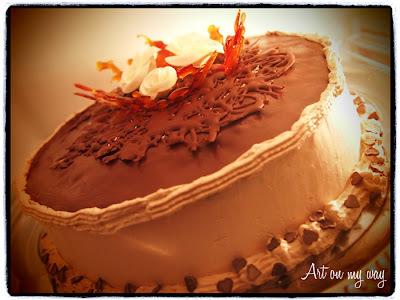 Čokoladna torta s vanilijom