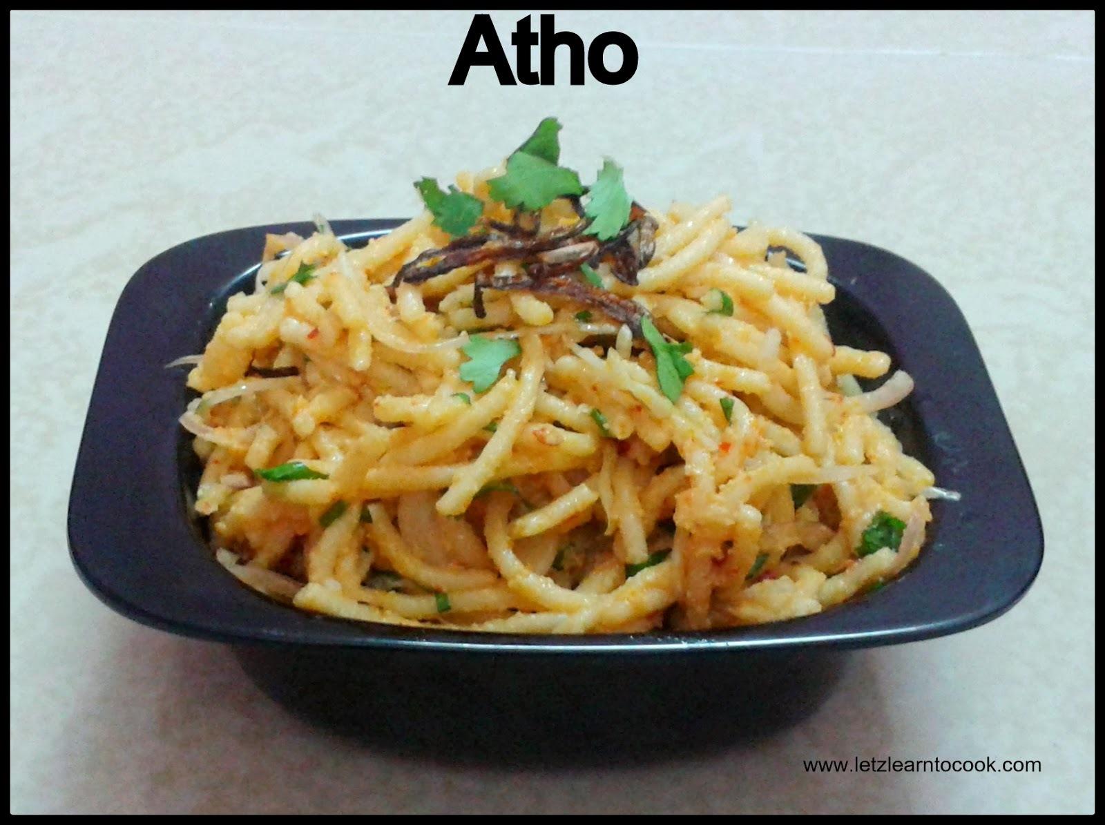 Atho-Burmese Cuisine