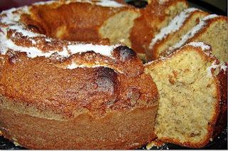 Aveia: bolo de aveia