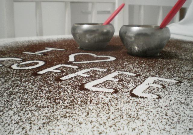 Sorvete de café!