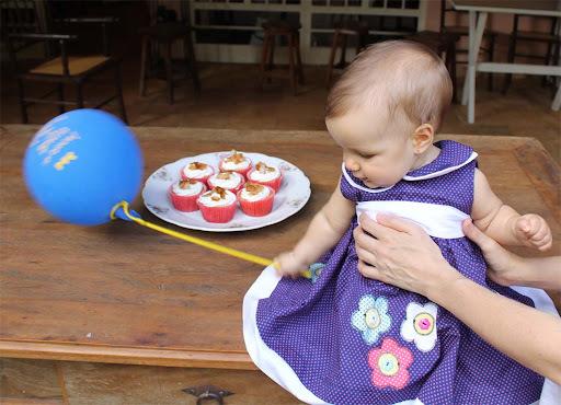 Clarice, Meu Sumiço e Cupcake de Coco Queimado com Doce de Leite e Cobertura de Iogurte