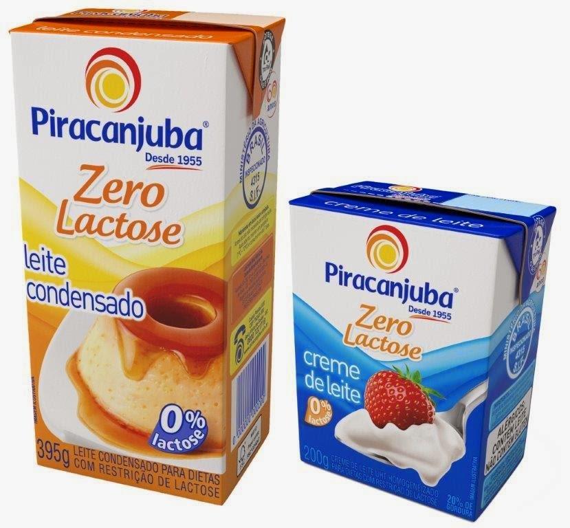 Piracanjuba apresenta primeiro leite condensado e creme de leite UHT zero lactose do mercado brasileiro