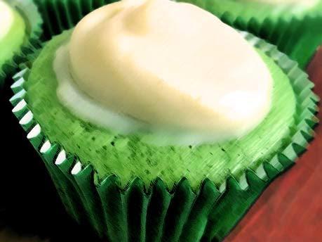 Cupcake fácil de limão para o verão