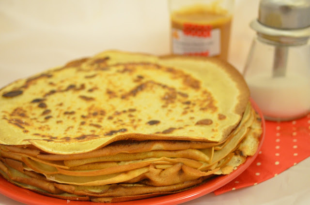Crepes - Pancakes #Chandeleur