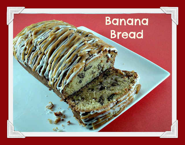 Banana Bread/Loaf