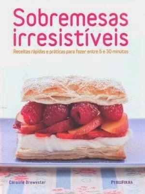 Livro de sobremesas irrestiveis