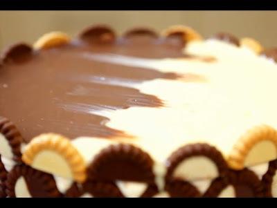 hoje em hoje torta dois amores