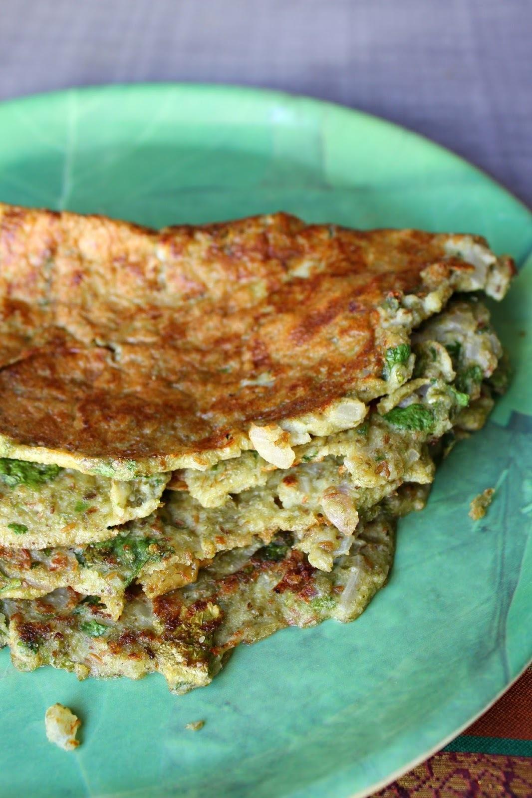 Pesarattu & Ginger chutney | Andhra green gram dosai and ginger chutney