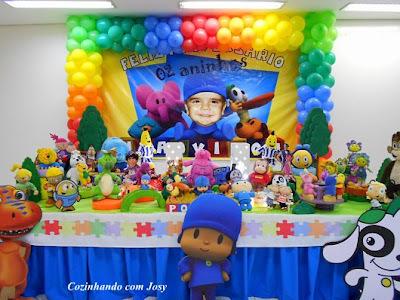 Aniversário do João Vitor