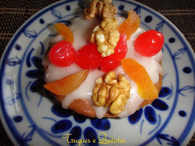 Bolo de Reis ou cupcakes