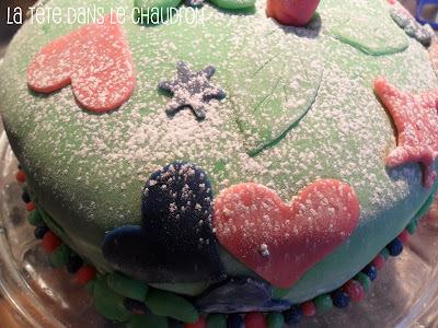 Daring Bakers #14 - Gâteau princesse suédois