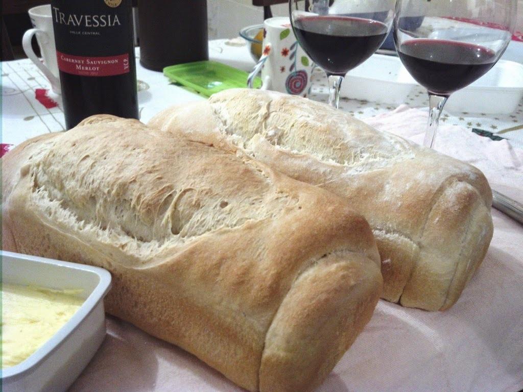Pão de Fermento natural