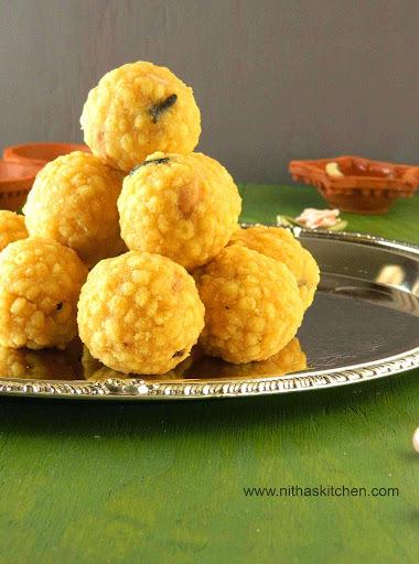 Boondi Ladoo | Boondhi Laddu Step by Step Recipe | தை திருநாள் வாழ்த்துக்கள்