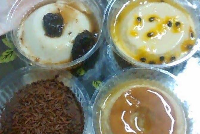 """Sobremesas em porções individuais em Guarulhos: """"Fefê Doces"""""""