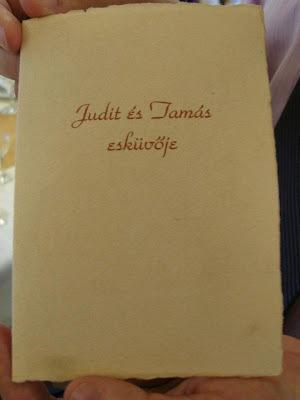 Judit és Tamás esküvője - 2012. július 14.