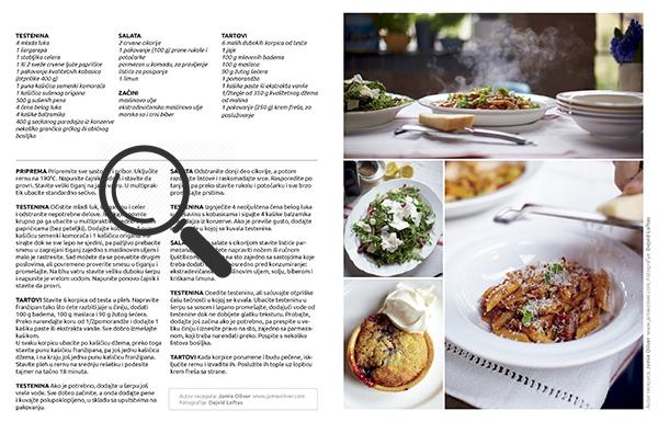 Gost na blogu: Jamie Oliver + DARIVANJE