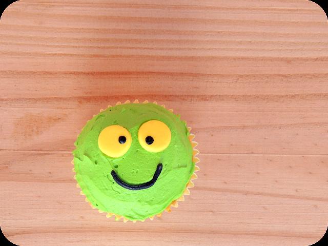 Cupcakes Sapo Pepe!