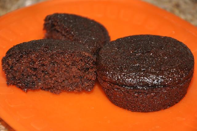 Ultra Moist Chocolate Cake from Maria's Menu