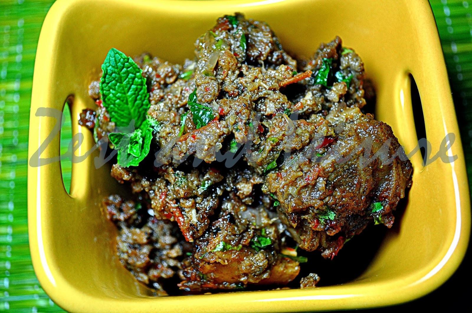 Mutton Keema Curry