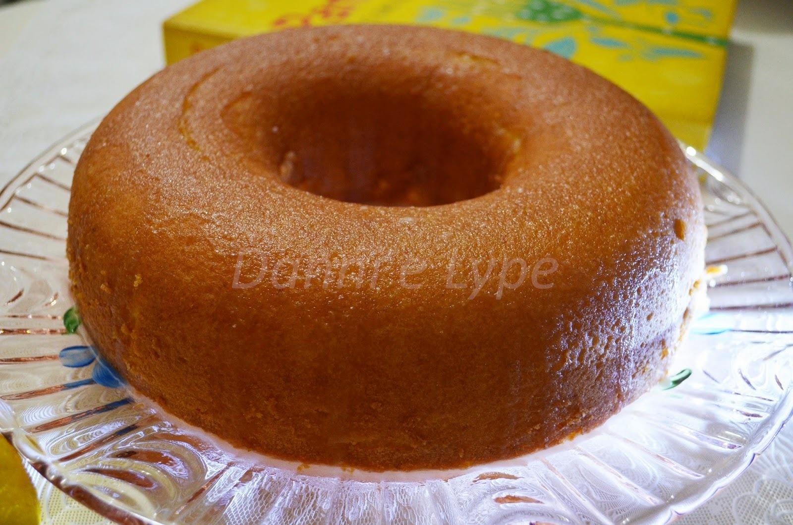 qual dica para o bolo ficar macio e molhado
