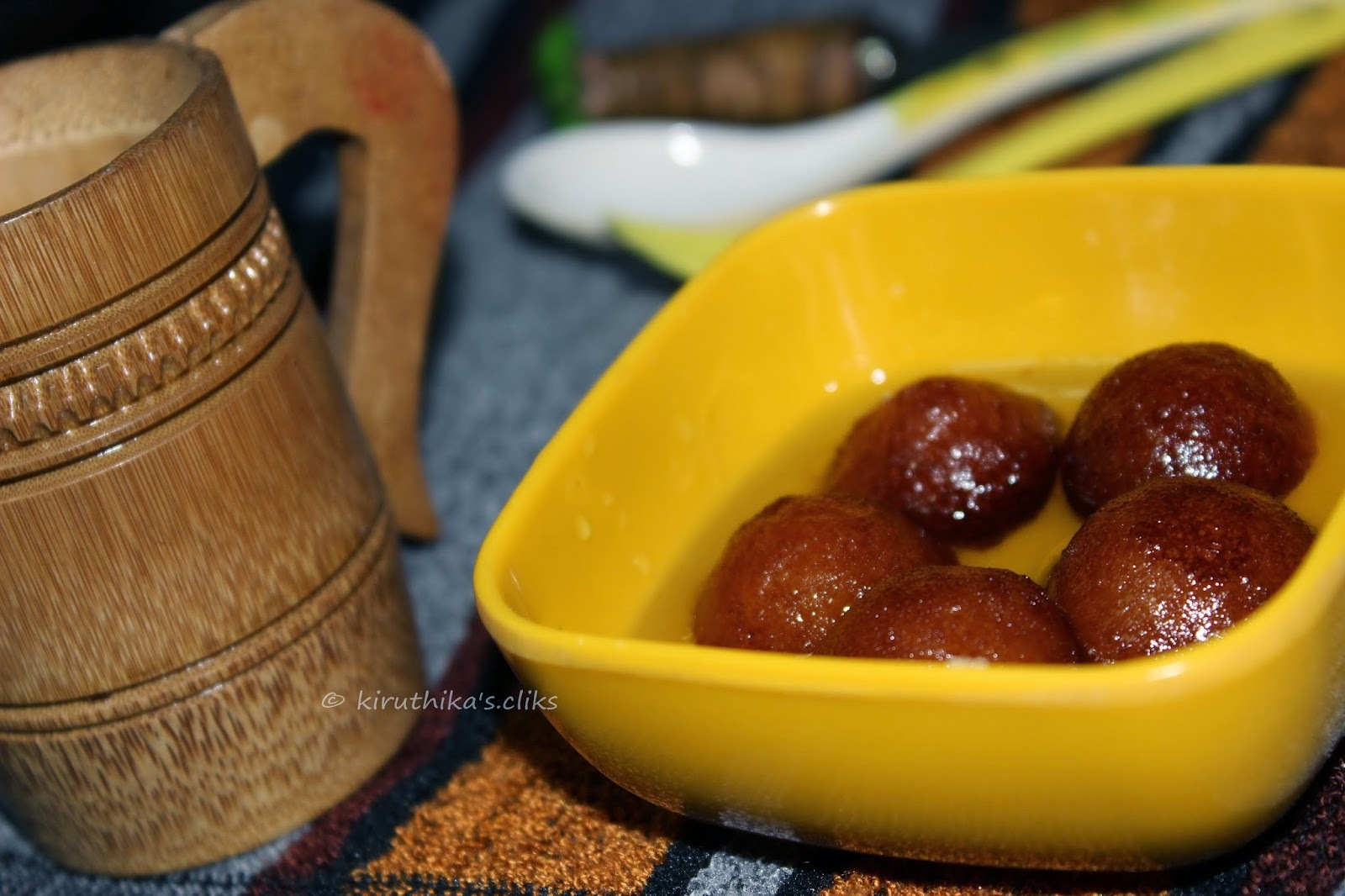 Gulab Jamun Recipe (using Khoya/ Kova)