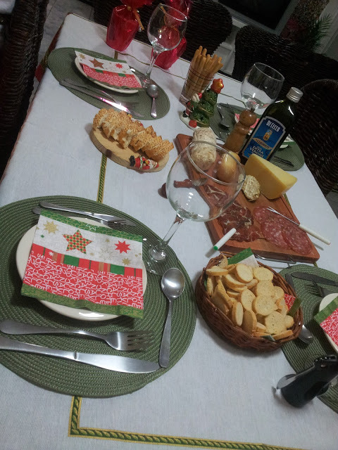 o que servir no jantar ano novo