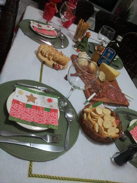 jantar para amigos o que servir