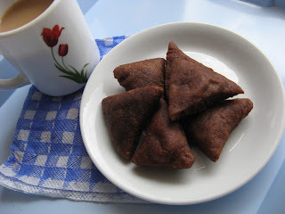 KENYAN CHOCOLATE MANDAZI