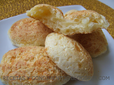 CHIPA - PAN DE QUESO SIN GLUTEN