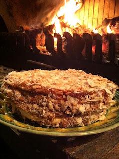 Torta Algarrobina
