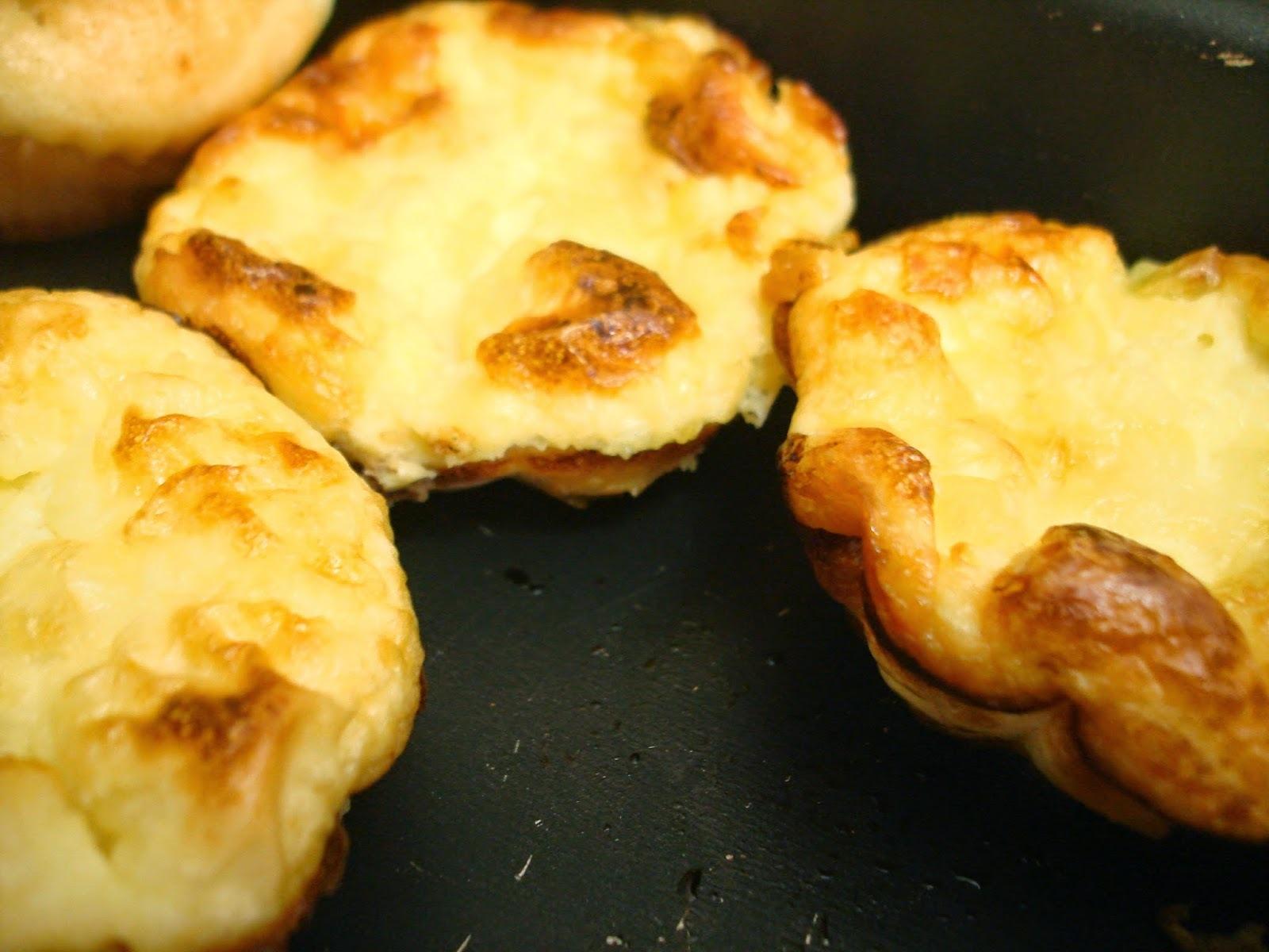 Pães-de-Queijo especiais: sem Glúten, com Iogurte e Cottage - uma boa oportunidade para variar seu lanche!