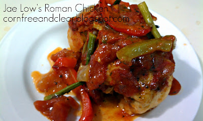 RECIPE OF THE WEEK: ROMAN CHICKEN