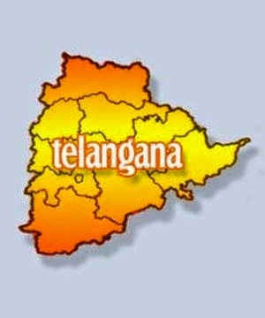 Telangana Indias 29th state is born