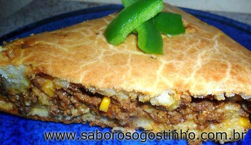 Torta de Carne Saborosa
