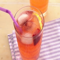 como servir ponche de frutas com vinho