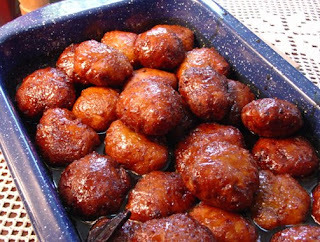 Buñuelos de Yuca.