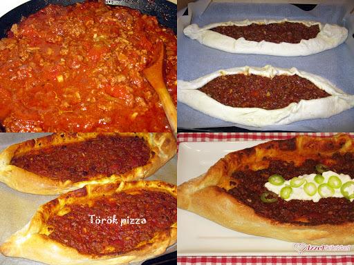 Török pizza