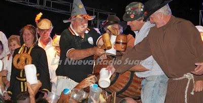 La Fiesta de la Cerveza concitó el interés de la región