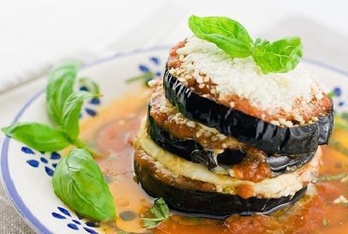 Berenjenas a la parmesana receta facil