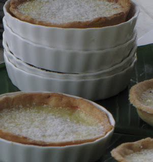 Kairi Tart (Tart Made Of Green Mangoes)