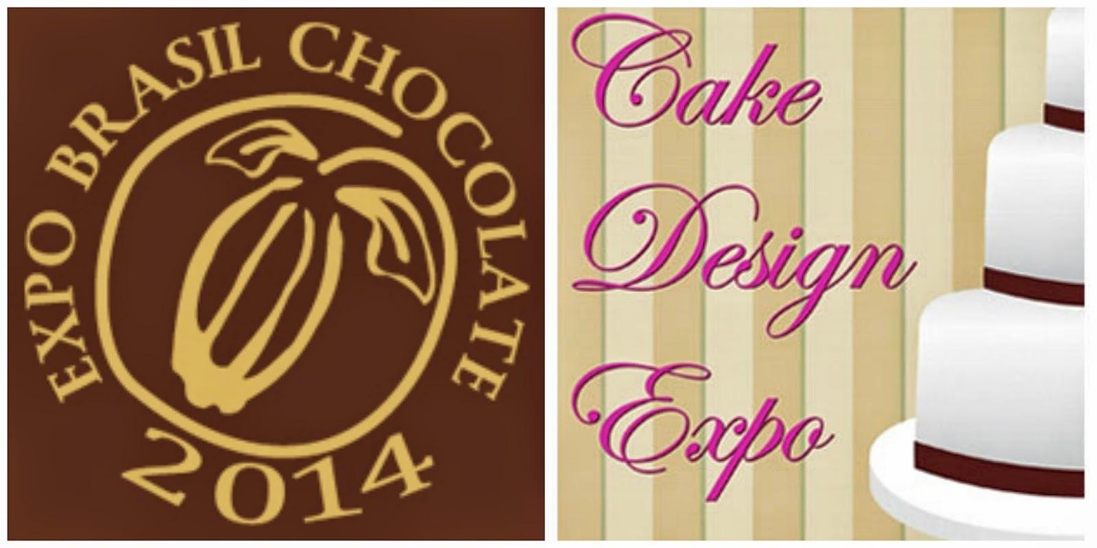 Expo Brasil Chocolate 2014, Cake Design Expo e Evento Casa União - parte II