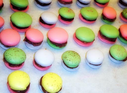 Macaron, azaz a nagy találkozás a híres desszerttel