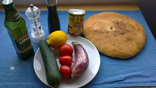 Dieta Mediterranea, Extractos de Israel.