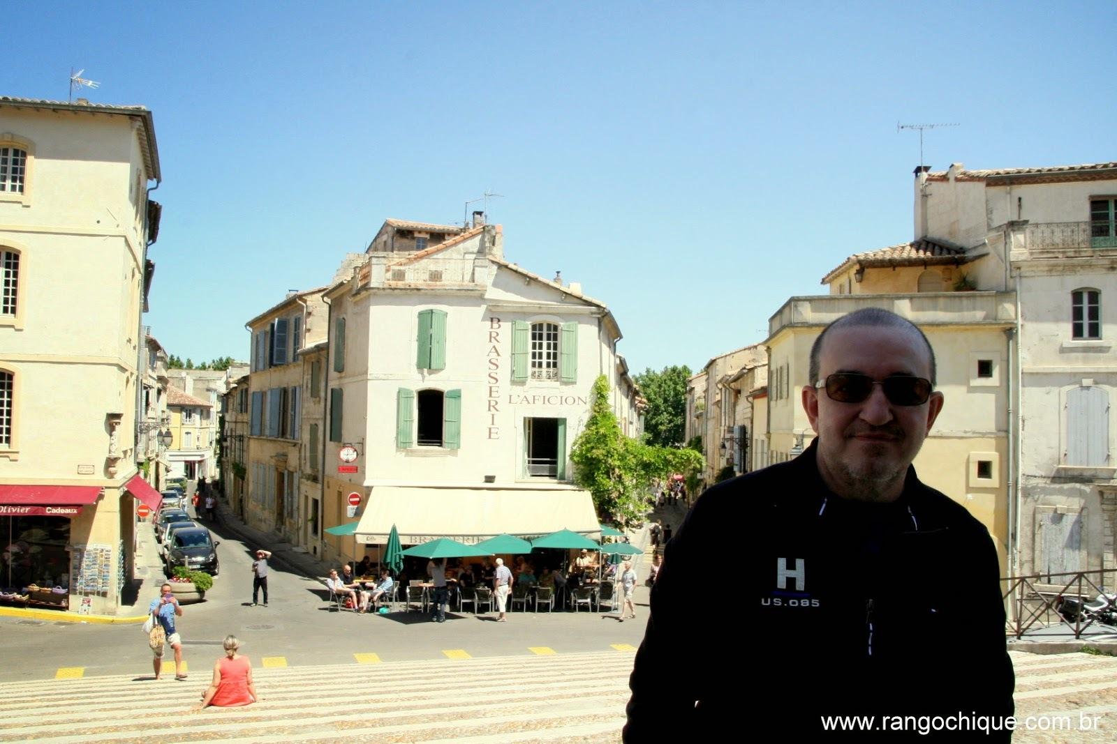 Provença na França (Arles - Marselha - Cheteauneuf-du-Pape - Avignon - Saint-Remy-de-Provence - Les-Baux-de-Provence)