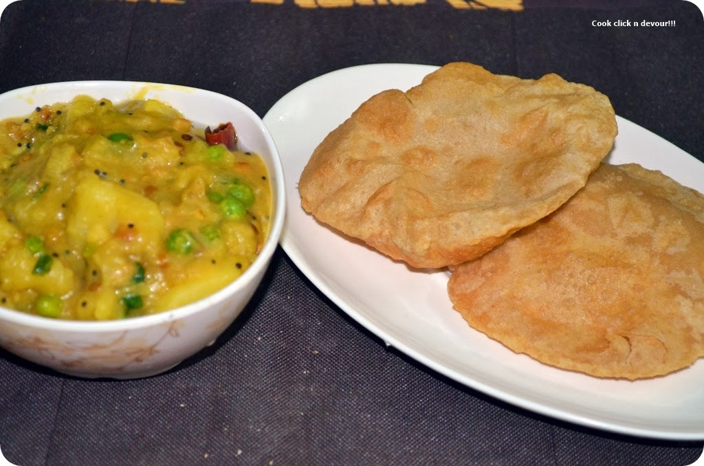 side dish for chapathi south indian