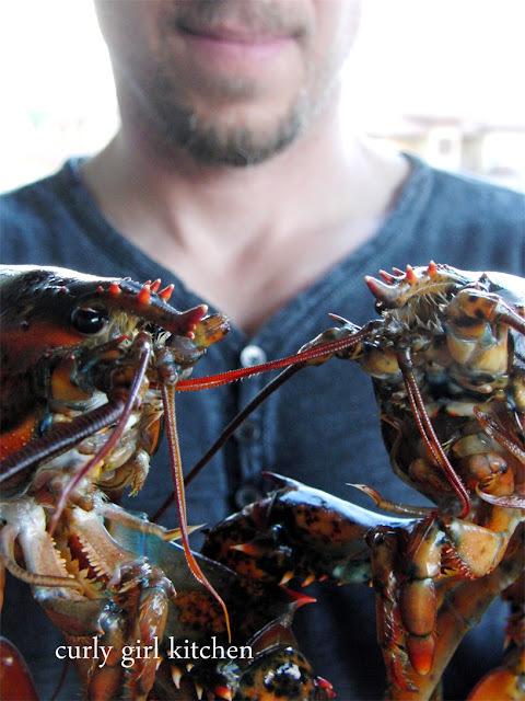 Lobster Anniversary Dinner