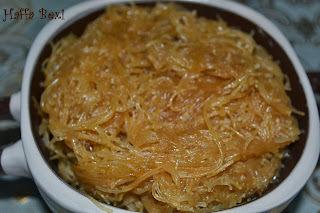 Vermicelli Pudding (Sawayio ka zarda)