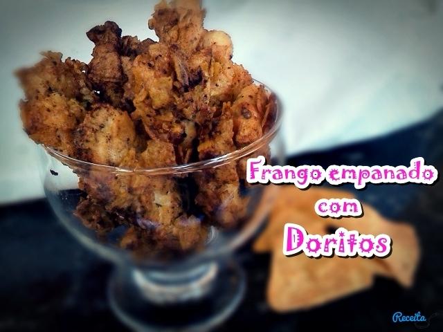 Frango Empanado com Doritos