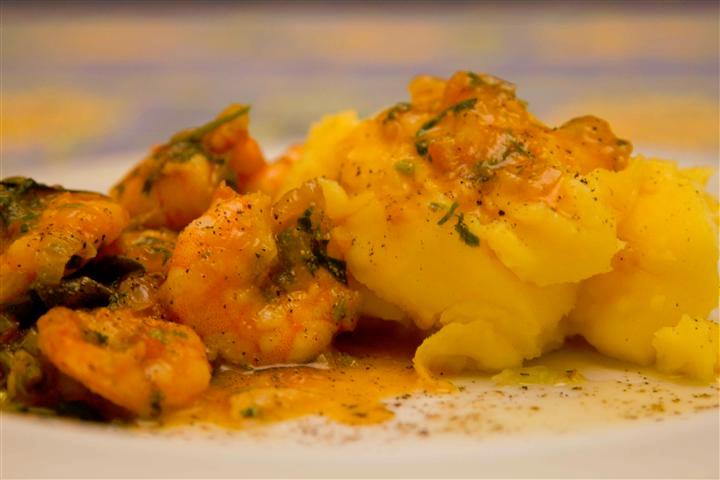 como cozinhar camarão sem ficar duro